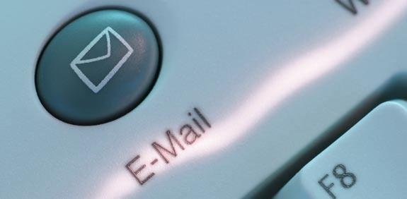 דואר אלקטרוני, אימייל / צלם: thinkstock